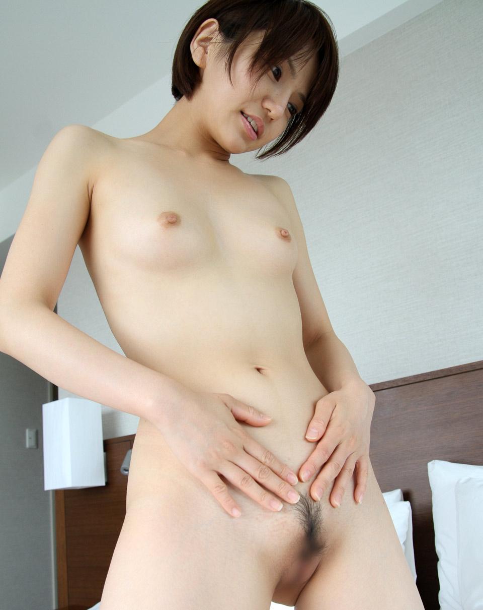 naked japanese av idol