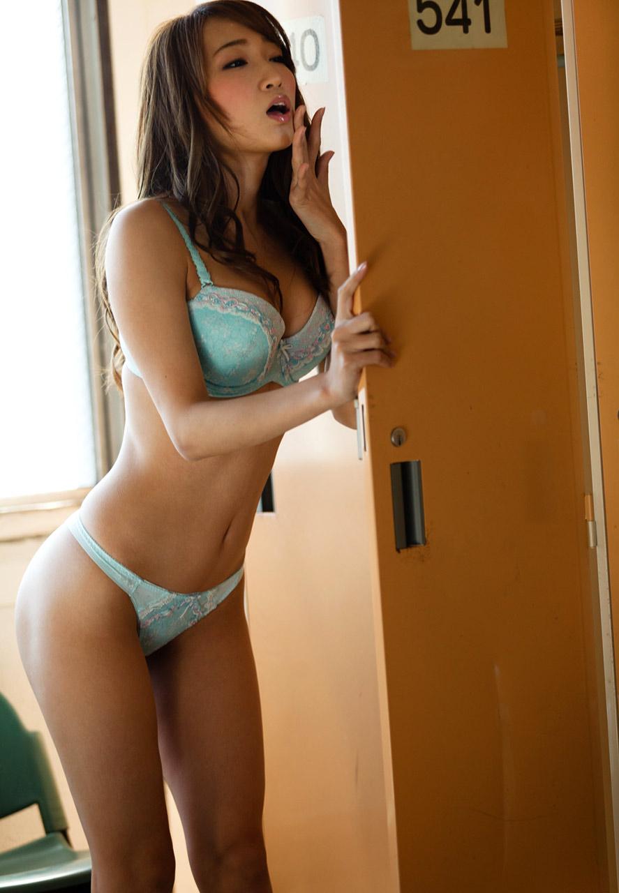 Hot Japanese AV Idol Kurea Hasumi 蓮実クレア xXx Photos Gallery ...