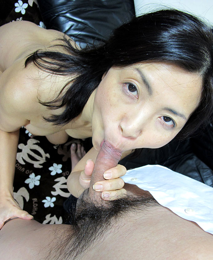 Yuu uehara has a creamy pussy after a hard fuck from her man 6