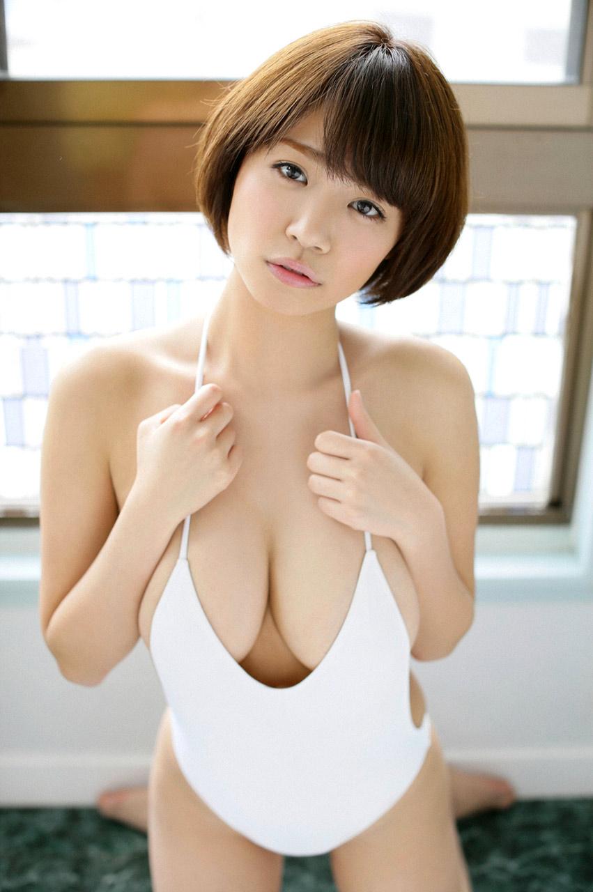 JapaneseThumbs AV Idol Nanoka 菜乃花 Photo Gallery 29