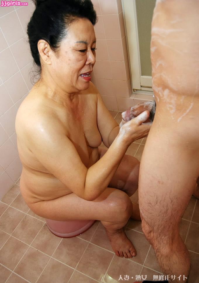 Японские бабушки в ппорно