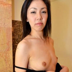 image Sexy japanese waitress asuka gets gangbanged and creampied i